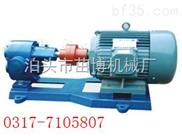 茁博CBN系列稠油齒輪泵,高粘度泵