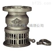 台湾东光-铸铁拉柄式底阀FIG.032W