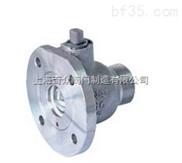 不锈钢放料球阀   上海标一阀门   品质保证