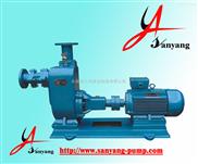 三洋泵业自吸泵,ZX系列单级自吸离心泵,自吸泵工作原理,