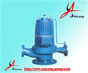 三洋牌SPG管道式屏蔽泵