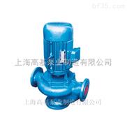 流量大不锈钢管道式排污泵,GW立式管道排污泵