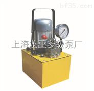 供應電動分離式高壓油泵