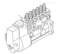 供應汽車發動機高壓油泵