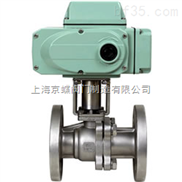 Q941Y 型 PN16~PN63 浮动硬密封电动球阀