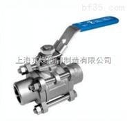 Q61F三片式承插焊球阀