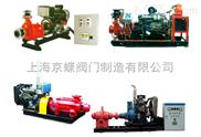 柴油機消防泵組   消防泵