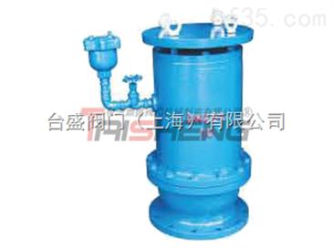 carx 复合式排气阀(dn250-300mm)图片