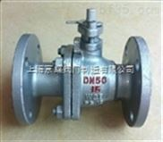 Q41F碳钢法兰球阀 球阀