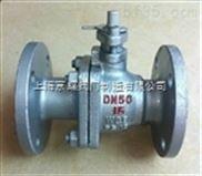 Q41F碳鋼法蘭球閥 球閥