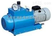 WXZ型無油直聯旋片真空泵【產品概括及選型】