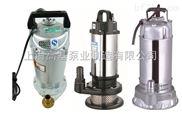 WQD6-12-0.6手提式单相污水潜水泵选型