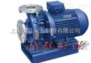 isw125-125型臥式管道離心泵