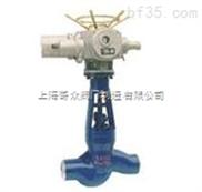 焊接电动截止阀 上海沪工阀门 品质保证