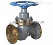 金屬密封柱塞截止閥   上海標一閥門 品質保證