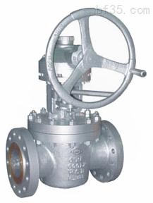 密封旋塞阀-美标压力平衡式倒装油密封.图片