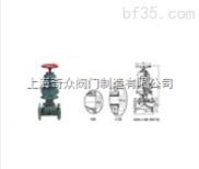 衬氟塑料隔膜阀、气动衬胶(常闭式)