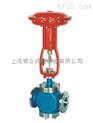 單座氣動薄膜調節閥、 ZMAN 型雙座氣動薄膜調節閥