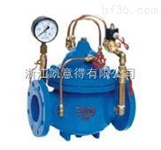 水力电动控制阀厂家价格