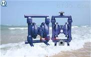 QBY气动隔膜泵,DBY电动隔膜泵,工程塑料隔膜泵