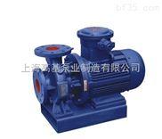 IHWB80-250(I)-上海不锈钢防爆管道泵ISWB|卧式防爆管道泵