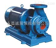 ISW40-160系列单级单吸卧式管道离心泵