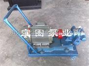 移动式齿轮泵保养的注意事项--宝图泵业