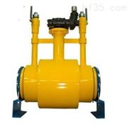 FQ367F排气分散直埋焊接球阀