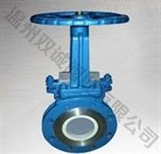 【优质品牌】PZ73TC手动陶瓷排渣闸阀