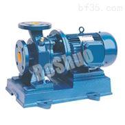 单级单吸卧式管道离心泵