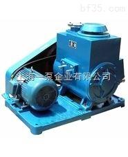 双极旋片式真空输送泵