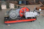 电动试压泵价格批发,三柱塞电动高压泵特性