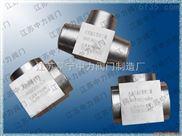 CNG不銹鋼高溫高壓對焊三通接頭