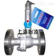 DQ641大口径低温气动球阀