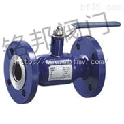 全焊接球閥Q61F-16C-DN32法蘭全焊接球閥