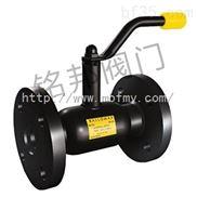 全焊接球阀Q61F-16C-DN40法兰全焊接球阀