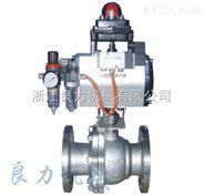 订购优质Q641F气动球阀-选择浙江良力机械