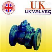 進口襯氟球閥_英國UK優科知名品牌
