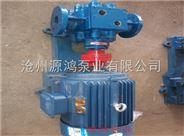 源鸿泵业RCB18-0.8高粘度沥青保温泵