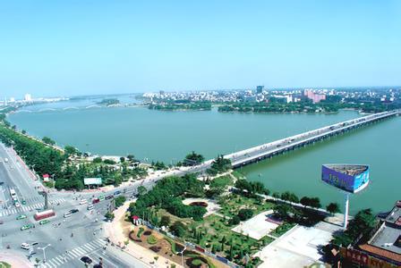 南阳城区风景图片