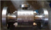 Q347F不锈钢锻钢球阀